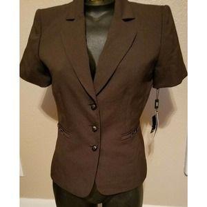 Tahari Arthur S Levine Blazer Sport Jacket NWT